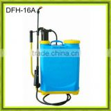 hand knapsack sprayer tool of agriculture to spray insecticide for killing insect of manual type