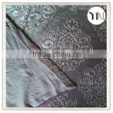 3d embossed fabric Italy velvet curtain blackout fabric