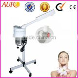 Au-707 Beauty whitening facial cleanser/facial sauna Hot Spray Ozone Facial Steamer Device