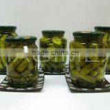 100% natural fresh pickled cucumbers in jar, baby cucumbers - Cheap price & good quality!