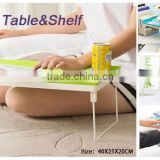 2016 new product small table for laptop as seen on tv