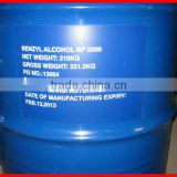 good solvent for epoxy paints, marine coatings and protective coatings-benzyl alcohol 100-51-6-largest manufacturer