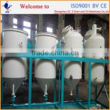 crude beef tallow oil refining machine