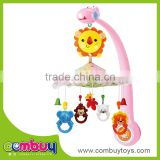 New product cartoon toys rotating hand bell musical instrument
