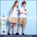 Bespoke School Uniform Cotton Shirt For Boys And Girls