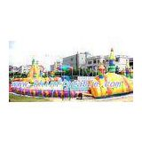 Outdoor Rental PVC Above Ground Inflatable Swimming Pools for Amusement Water Park