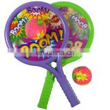Plastic Beach Racket Plastic Beach Ball Racket for Kids