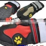 Reflective Dog Shoes Pattern New Pet Dog Toys Shoes Fashion Shoes Buddy Dog