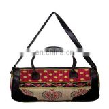 Indian Handmade Vintage Kantha Bag Cotton Women's Shoulder Bag