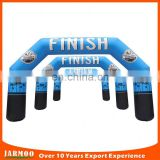 High quality funny advertising inflatable arch /pvc inflatable entrance arch for sale