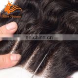 "Virgin Indian Hair Closure 4x4 Size Deep Curly Style Natural Raw Indian Human Hair Lace Closure 10""-24"" In Stock"