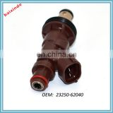 Baixinde Brand Quality Fuel Injection /Fuel Injectors 23250-62040 23209-62040