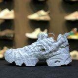 ETEMENTS x Reebok Instapump Fury Monogram Sneakers Wholesale from China