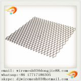 aluminum expanded metal ceiling fabrication