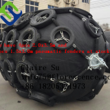 RS certificated dock inflatable marine floating fender to Russia