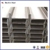 Hot Rolled Steel I Beam Factory Large Stock Material Q195 Standard