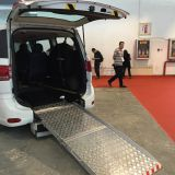 wheelchair ramp for vans BMWR-201