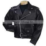 Wholesale Stocks High Quality Men Clothing Men Jacket Mens Motorbike Jacket Faux Leather Jacket