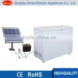 138 solar powered deep freezer, dc 12v freezer, solar freezer                                                                         Quality Choice
