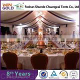 500 People Span 20m Wedding marquee white wedding tent for sale                                                                         Quality Choice