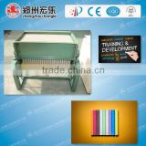 Inquiry about Industrial chalk making machine for chalk making