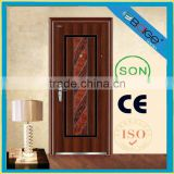 BG-S9001 Chinese Security Steel Door Used Exterior