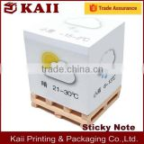 hotsale innovative pallet sticky note, school supplies pallet sticky note, office stationery desktop pallet sticky note