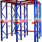 warehouse drive in pallet rack, drive-in rack, drive in racking system