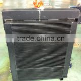 2013 hot sale!!aluminum plate-fin air-oil cooler/heat exchanger/ Radiator for agricultural machinery