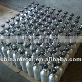 small aluminum alloy CO2 gas cylinder
