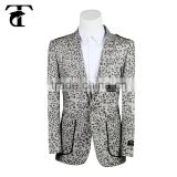 High grade custom men suit men bespoke men casual suit for sale