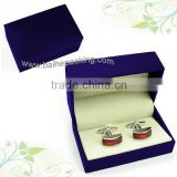 Customized Specialty paper Cufflinks/Brooch Boxes/Wholesale cheap PaperJewelry Boxes.