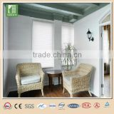 Non-woven lace pleated window blinds pleated blind component