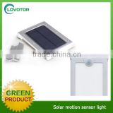 Wall mounted outdoor lights PIR sensor solar garden light                                                                                                         Supplier's Choice