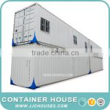 Hot sell shipping container house boat,high quality expansion container house,new style luxury container house 40ft usa