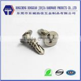 good quality pan head square self drilling screw