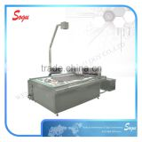 Non-knife moulding leather cutting system-Shoe Machine