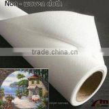 150gsm Waterproof Non-woven cloth for handmade oil painting