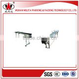 Single Adjustable Baffle industrial Belt Conveyors system