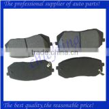 brake pads factory D1295 58101-2SA50 58101-1DA00 58101-0ZA00 58101-2SA70 chinese disc brake pad for hyundai IX35                                                                         Quality Choice