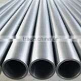 High quality galvanized steel pipe and welded steel pipe for scaffolding / greenhouse used galvanized pipe
