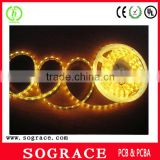 5mm glass window rubber seal led strip 20m