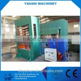 wood veneer hydraulic hot press machine for film face plywood