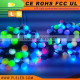 New Style 2015 led christmas curtain waterfall lights, christmas glitter boxes, christmas sphere