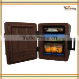 rotomolding OEM manufacturer PE insulated food cabinet/ice cooler box/carry case
