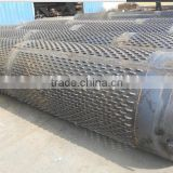 Factory specializing in the production of bridge filter pipe of well tube bridge screen dewatering well tube