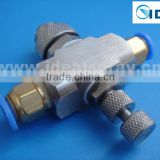 Metal Siphon Type Air Atomizing Nozzle