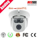 Hdis 1000tvl Metal Housing Vandalproof IR Dome Camera