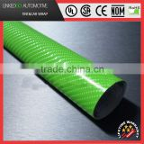 Factory direct sales auto sticker 4d carbon fiber car wrap vinyl film wateproof auto sticker