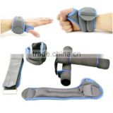 4kg ankle wrist weight set neoprene ankle wrist weight/neoprene weight gloves/Soft dumbbells